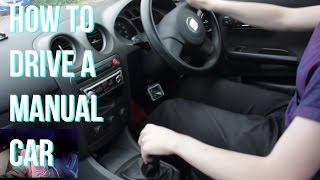How to Drive A Manual Car or Stick Shift - The basics Tips and Tricks!