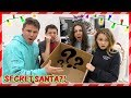 WHO TOOK OUR SECRET SANTA GIFT?!?! | Mystery Box YouTuber Exchange | We Are The Davises