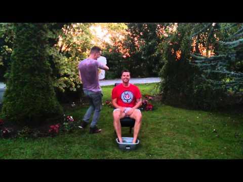 Alan forans als ice bucket challenge