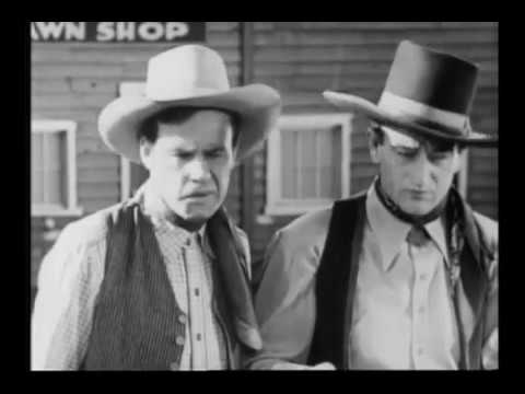 Winds Of The Wasteland  (1936) - Classic Western Movie, John Wayne