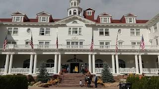 The Stanley Hotel (The Shining) Walk-Through