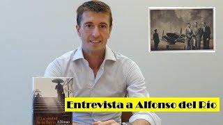 Entrevista a ALFONSO DEL RÍO La ciudad de la lluvia