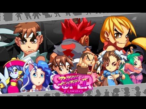Soundtrack Arcade Super Puzzle Fighter II Turbo (Chun-Li)