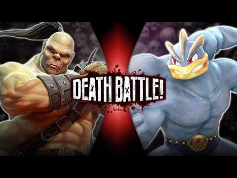 Goro VS Machamp (Mortal Kombat VS Pokmon) | DEATH BATTLE!