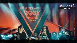 BIP Terbaru - Aku Ingin Damai   ROCK ADVENTURE 2018 KOTA BANDUNG - Kiara Payung - Ipang Lazuardi