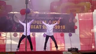 Best Bollywood dance by n.p.c.students...