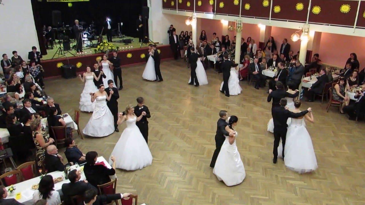 12. Reprezentační ples ZŠ Lanžhot