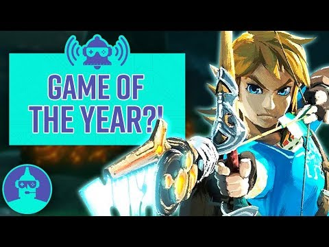 Did Breath of The Wild Deserve Game of the Year? (GOTY Review) | UnMuted - S1e3