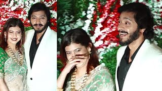 Shreyas Talpade's FUNNY MOMENTS With MEDIA At Jayantilal Gada's Son Akshay Wedding