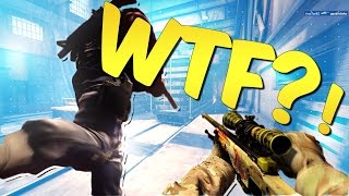 LIKE WTF?! #16 CS:GO Highlights / Montage