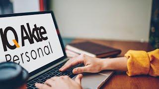 IQAkte Personal - Die digitale Personalakte von IQDoQ