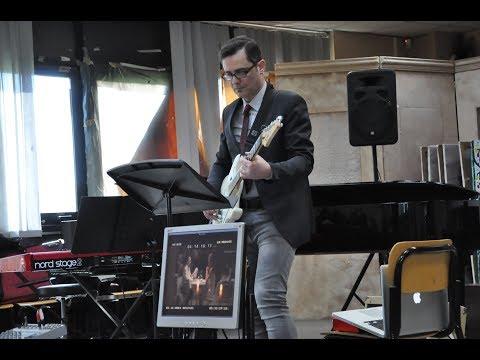 Tesi Laurea di primo livello in chitarra POP - Conservatorio Licinio Refice (Fr) 14-3-2018