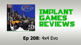 4x4 Evolution (Dreamcast) - IMPLANTgames Reviews