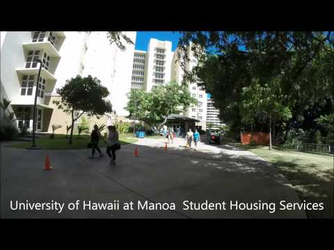 University of Hawaii Student Housing Manoa Move-In 2014
