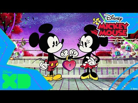 Mickey Short | Locked In Love | Disney XD