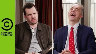 Jordan Peterson On Transphobia And Free Speech | The Jim Jefferies Show