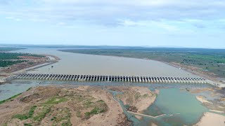 Afcons constructed and delivered the annaram barrage, most critical piece of kaleshwaram lift irrigation scheme (klis), in a record time 18 months...