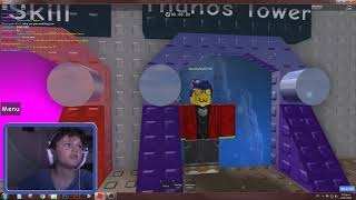 Roblox jupiters towers of hell practice mode tower of true