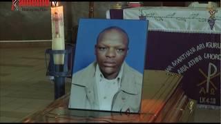 Mutonyi Ihugo wa Njeri kuhurukio gwake Ngecha, Kiambu