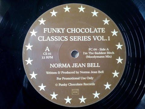 Norma Jean Bell - I´m The Baddest Bitch (Moodymann Mix)