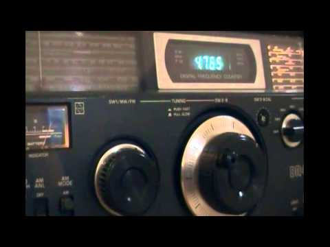 Tajikistan Radio (Dushanbe-Yangiyul) - 4765 kHz