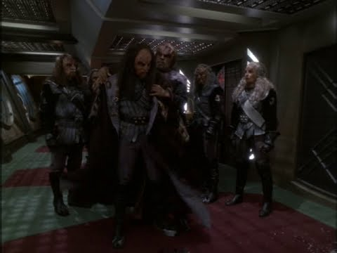General Martok become Chancellor Martok