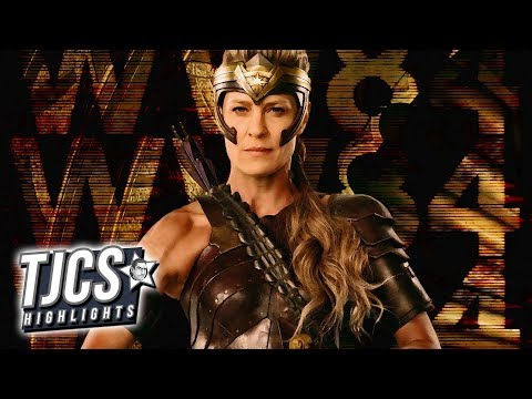 How Robin Wright Returns For Wonder Woman 1984