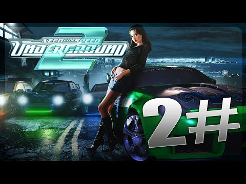 Need for Speed Underground 2  PARTE 2 Pra outra etapa