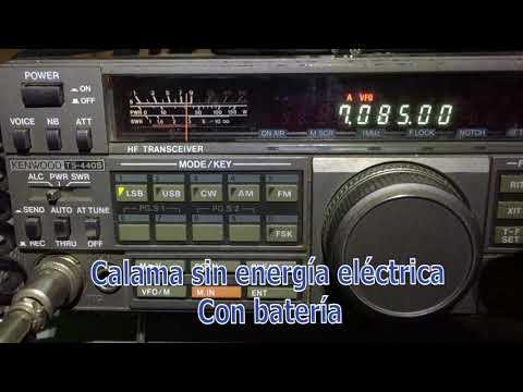 Interferencia eléctrica en broadcasting