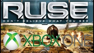 Ruse Xbox One Gameplay - Backward Compatible