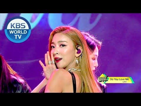 Free Download Luna(루나) - Do You Love Me, Even So(운다고) [music Bank Come Back / 2019.01.04] Mp3 dan Mp4