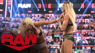Mandy Rose vs. Charlotte Flair: Raw, April 26, 2021