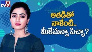 Rashmika Mandanna strong reply to Trollers - TV9