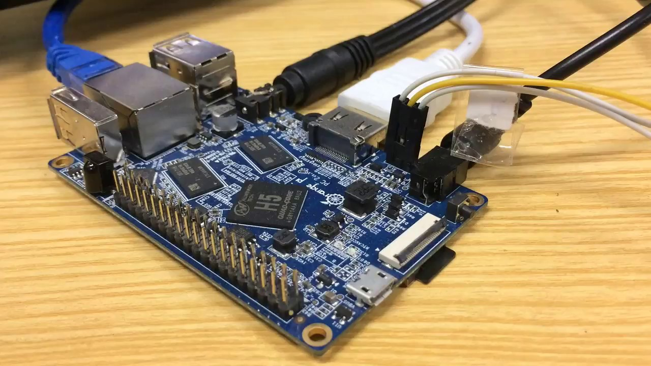 Xen HyperVisor Demo on ARM board