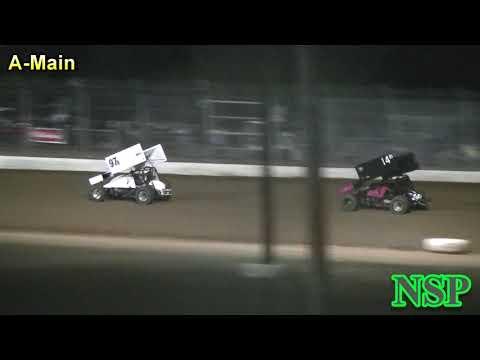September 7, 2019 360 Sprints A-Main Grays Harbor Raceway