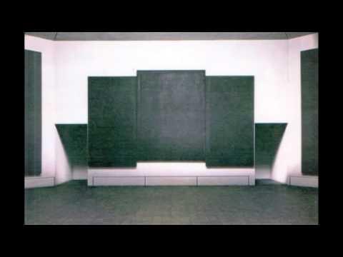 Morton Feldman ~ Rothko Chapel