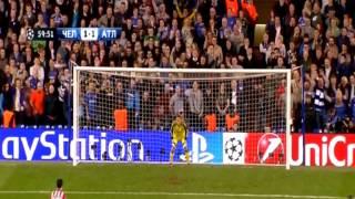 атлетико Мадрид - Челси (1:2). Обзор матча