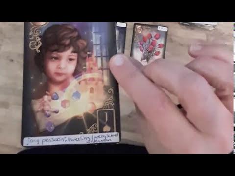 Grote Lenormand legging. 36 kaarten. Vriendschapslegging. *voorbeeld* from YouTube · Duration:  31 minutes 52 seconds