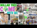 COME WITH ME TO DOLLAR TREE! BEST NEW FINDS EVER HOME DECOR AND MORE!