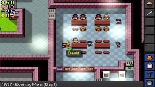 Walkthrough: The Escapists - Center Perks - 1 day (New Version)  (PC)