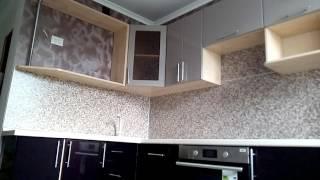 Обзор кухонного гарнитура
