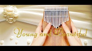 Young and Beautiful, Lana Del Rey [The Great Gatsby OST] - Kalimba cover.