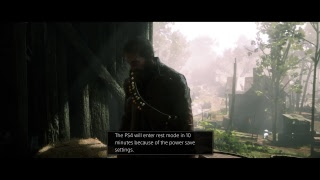 Exclusive Red Dead Redemption 2 in PS4 HD Gameplay Mission New Discovery Money Glitch and Trick