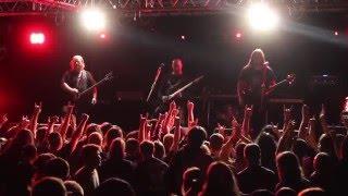 Nile - Black Seeds of Vengeance [Live at Saint Petersburg 19.04.2016]