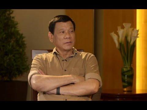 FULL EPISODE: Wanted President: Davao City Mayor Rodrigo Dutertes interview