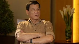 FULL EPISODE: Wanted President: Davao City Mayor Rodrigo Duterte's interview