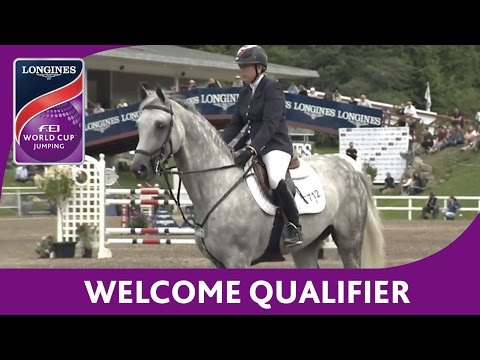 Re-Live - Bromont - Longines FEI World Cup™ Jumping - Assante FEI Welcome Qualifier