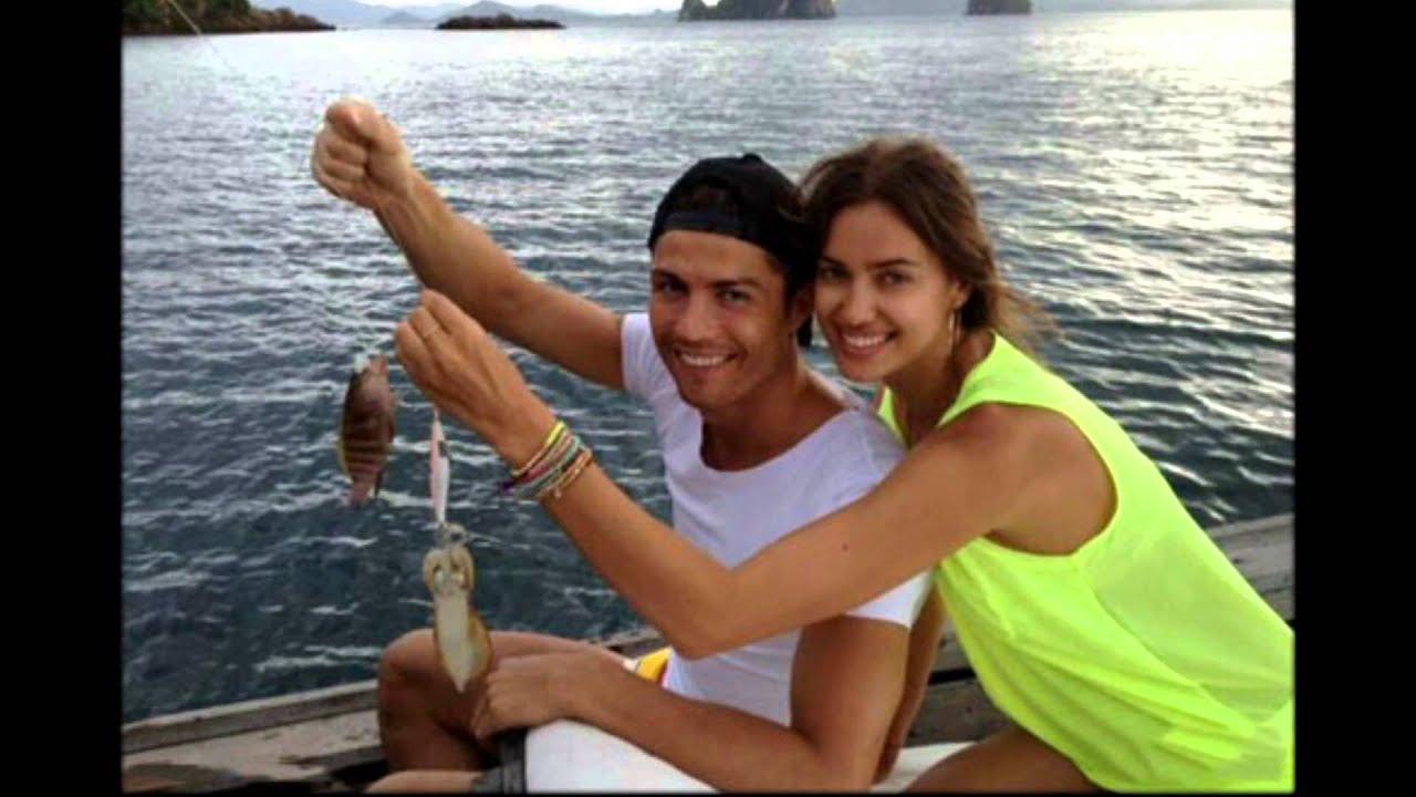 Cristiano Ronaldo & Irina Shayk - YouTube