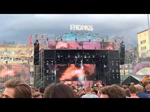 Tiesto Findings festival Oslo 2017
