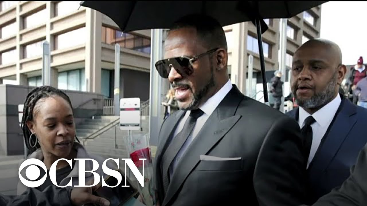 Download R. Kelly appears in Chicago court for hearing on sexual abuse